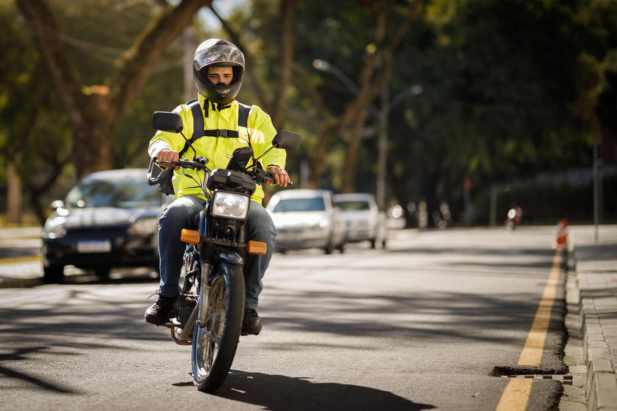 Die drei gängigsten Typen der Straßenmotorräder